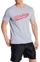 Umbro Short Sleeve Front Logo Print Tee