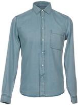 Ami Alexandre Mattiussi Denim shirts - Item 42631031