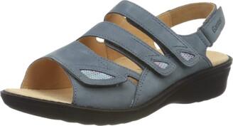 Ganter Women's Hera-h Ankle Strap Sandals