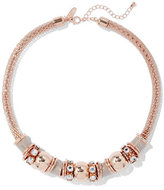 New York & Co. Sparkling Rondelle Necklace