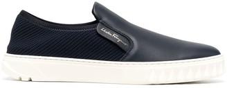Salvatore Ferragamo Raoul slip-on sneakers