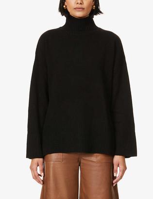 Frame Turtleneck cashmere jumper