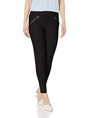 Nanette Lepore Nanette Women's Legging W/Exposed Zipper Detl
