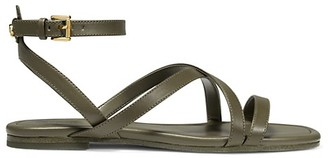 MICHAEL Michael Kors Tasha Strappy Leather Sandals