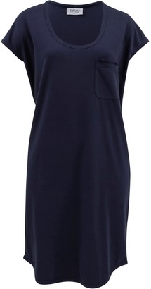 Wallace Cotton Asha Nightshirt Indigo