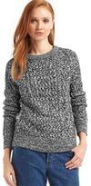 Gap Twisted knit sweater