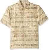 Quiksilver Waterman Men's Lunu Button Down Shirt