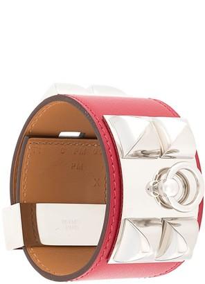 Hermes 2010 Pre-Owned Studded Bracelet