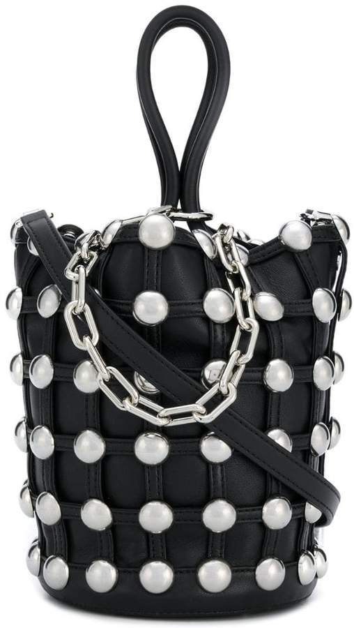 Alexander Wang Roxy cage bucket bag