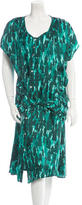 Hussein Chalayan Printed Dress