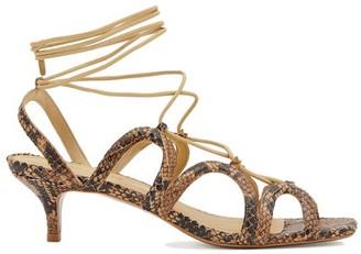 Zimmermann Lace-up sandals