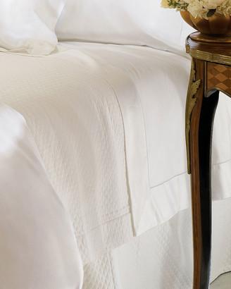 Sferra Queen Giza 45 Sateen Flat Sheet