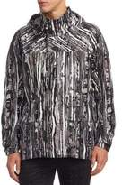 Issey Miyake Forest Patterned Jacket