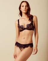 Agent Provocateur Piper Ouvert Navy