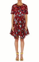 A.L.C. Women's Sosta Dress-Red