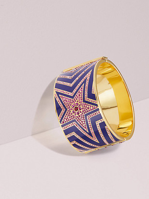 Kate Spade Star Of The Show Statement Bangle