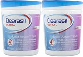 Clearasil Ultra Pore Cleansing Pads - 0.46 oz - 2 pk