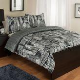 Bed Bath & Beyond Madison Avenue Reversible Twin Comforter Set