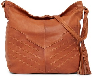 Day & Mood Marley Leather Hobo Bag
