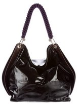 Marni Patent Leather Large Hobo