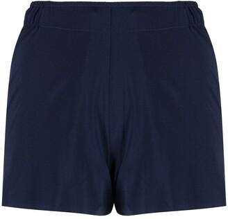Rossignol Logo-Patch Running Shorts