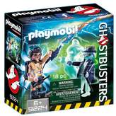 Playmobil Ghostbusters Spengler & Ghost