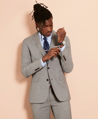 Brooks Brothers Wool Two-Button Suit Jacket