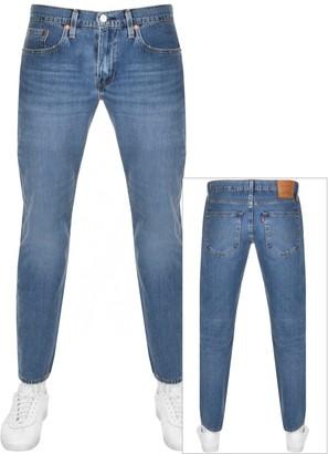 Levi's Levis 502 Regular Tapered Jeans Blue