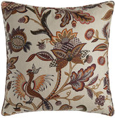 "Legacy Dream Catcher Floral Pillow, 22""Sq."