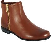 C Label Camel Paz Ankle Boot