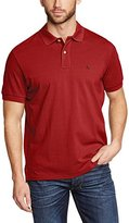 Eddie Bauer Men's 332729 Polo Short Sleeve Polo Shirt - red - XXX-Large