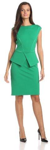 Ted Baker Women's Evvie Structured Waist Dress