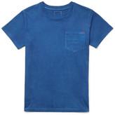 Visvim Overdyed Cotton-Jersey T-Shirt