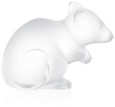 Lalique Mouse Figurine