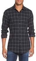 Rodd & Gunn Darlington Sports Fit Windowpane Sport Shirt