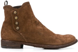 Officine Creative Lexikon 30mm ankle boots