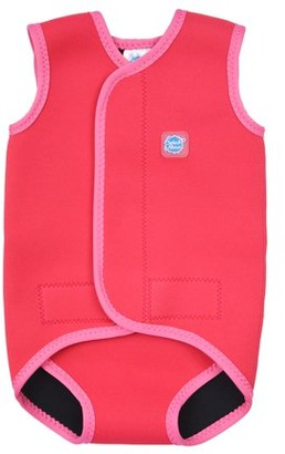 Splash About Baby and Toddler Baby Wrap Wetsuit Blue Cobalt Large 18-30 Months