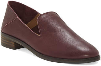 Lucky Brand Women's Loafers SUGAR - Sugar Red Cahill Leather Flat - Women
