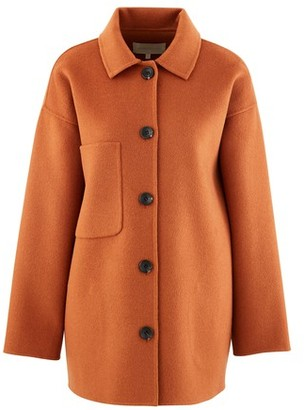 Vanessa Bruno Wool and cashmere Naive jacket