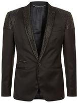 Philipp Plein Only Me Embellished Jacket