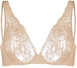 La Perla Floral Lace Bralette