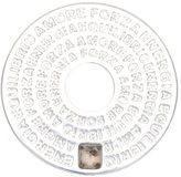 Francesca Romana Diana embellished pendant