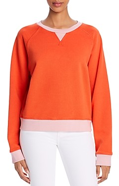 Comune Aiya Colorblocked Sweatshirt