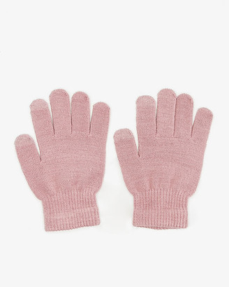 Le Château Knit Touchscreen Gloves