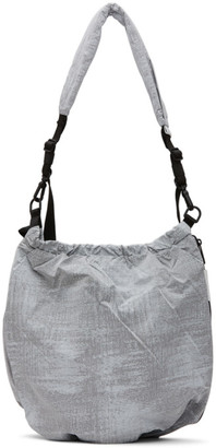 Côte and Ciel Grey Orco Messenger Bag