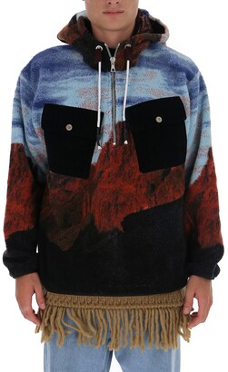 Palm Angels Canyon Hooded Jacket
