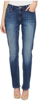 Calvin Klein Jeans Straight Leg Jeans in Stormy Weather Wash