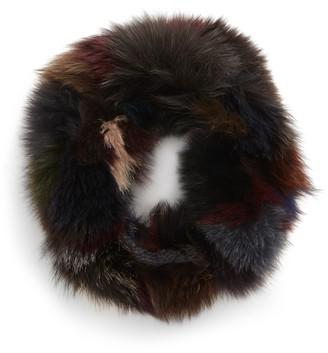 Jocelyn Genuine Fox Fur Cowl