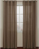JCPenney Lancer Grommet-Top Curtain Panel