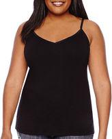 Boutique + Boutique+ Essential V-Neck Camisole - Plus